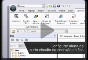 Base de Conhecimento: Configurar alerta de curto-circuito na conexão de fios