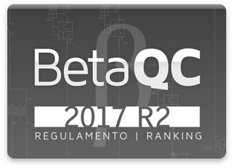 Ranking BETA QC 2017 R2